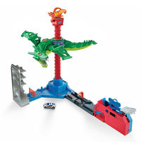 Mattel Hot Wheels GJL13 Air Attack Dragon - vzdušný útok draka / 3 x AA / od 5 let