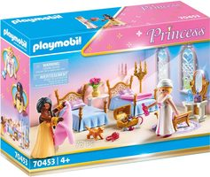 Playmobil Princess 70453 Ložnice /od 4 let