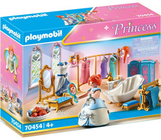 Playmobil Princess 70454 Šatna s vanou /od 4 let