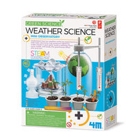 4M Green Science Weather Science / naučná sada o počasí / od 5 let