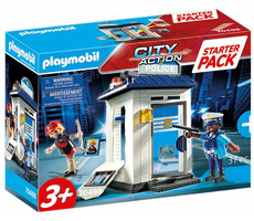 Playmobil City Action 70498 Starter Pack Policie / od 3 let