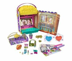Mattel Polly Pocket Popcornový set / od 4 let