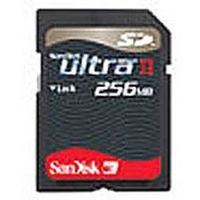 256MB SecureDigital ULTRA II - SANDISK