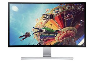 "27"" SAMSUNG 27D590CS / LED / 1920 x 1080 / 16:9 / 4ms / DP / HDMI / VGA / Černý"