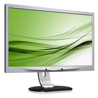 "23"" PHILIPS 231P4QUPES-00 / LED / 1920 x 1080 / IPS / 16:9 / 14ms / 20mil:1 / 250cd-m2 / VGA / USB3.0 / Repro / střibrná"
