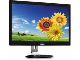 "27"" PHILIPS 271S4LPYEB/00 / LED / 1920 x 1080 / 16:9 / 5ms / 20mil:1 / 300cd-m2 / VGA+DVI+DP / Černý"