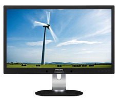 "27"" PHILIPS 272S4LPJCB/00 / LED / 2560x1440 / 16:9 / 5ms / 20mil:1 / 350cd-m2 / DP+DVI+HDMI+VGA / Repro / Černý / výprodej"