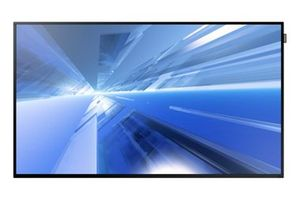 "55"" SAMSUNG DM55E / LED / 1920 x 1080 / D-LED / 16:9 / 6ms / 5000:1 / 450cd-m2 / VGA+DVI+HDMI+USB+DP / Černý"