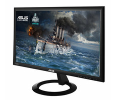 "21.5"" ASUS VX228H / TN / FHD 1920 x 1080 / 16:9 / 1 ms / 250 cd / 80M:1 / VGA + 2x HDMI"