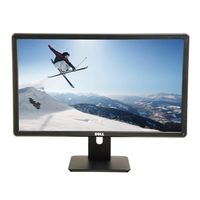 "24"" DELL E2416H černá / LED / 1920x1080 / TN / 16:9 / 5ms / 1000:1 / 250cd-m2 / VGA+DP / VESA / 3YNBD"