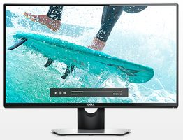 "27"" DELL SE2716H Curved / LED / 16:9 / 1920x1080 / 3H / 3000:1 / 6ms / 2x HDMI / repro / černý / 3YNBD"