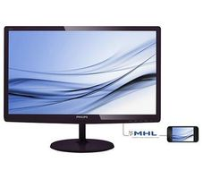 "21.5"" PHILIPS LCD 227E6EDSD / LED / IPS / 1920x1080 / 20mil:1 / 5ms / VGA / DVI / HDMI / Černý"