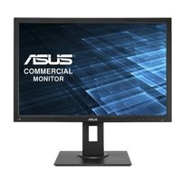 "24.1"" ASUS BE24AQLB / IPS / WUXGA 1920x1200 / 16:10 / 5ms / 250cd-m2 / 100M:1 / VGA+DVI+DP /  2x USB 2.0 / 2x 3.5mm jack"