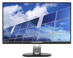 "25"" PHILIPS 258B6QJEB-QHD / 2560 x 1440 / LED / 5ms / 1000:1 / AH-IPS / DP / DVI / HDMI / VGA / USB / černý"