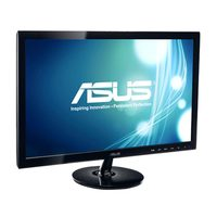"22"" ASUS VS229HA / VA / FHD 1920 x 1080 / 16:9 / 5 ms / 250cd-m2 / 80M:1 / VGA + DVI + HDMI"