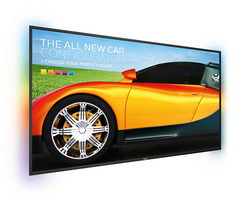 "55"" PHILIPS BDL5535QL / IPS / 1920 x 1080 / D-LED / 16:9 / 6.5ms / 1200:1 / 350cd-m2 / VGA+DVI+HDMI / VESA / Černý"
