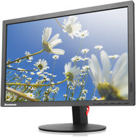 "19"" Lenovo ThinkVision T2054p / IPS / 1440 x 900 / LED / 16:9 / 7ms / 1000:1 / 250cd-m2 / VGA+HDMI+DP / Černý"