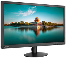 "21.5"" Lenovo T2224d / VA-LED / 1920 x 1080 / 16:9 / 7ms / 3000:1 / 250cd-m2 / VGA+DP / VESA / Černý"