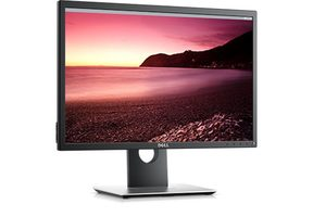 "22"" DELL P2217 Professional / LED / 1680x1050 / 16:10 / 5ms / 1000:1 / HDMI / VGA / DP / černý / 3YNBD on-site"