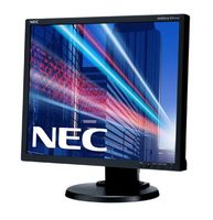 "19"" NEC V-Touch 1925-5U / IPS / 1280x1024 / W-LED / 6ms / 1000:1 / 250cd-m2 / DVI -D / DP / Audio / černá"