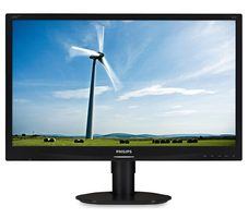 "22"" PHILIPS 220S4LYCB / TN LED / WSXGA+ / 16:10 / 5ms / 1000:1 / 250cd / VGA+DP+DVI / pivot / Černý"