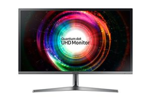 "32"" SAMSUNG U32H850 černá / LED / 3840 x 2160 / 4ms / 3000:1 / 250cd-m2 / Displayport+HDMI"