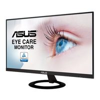 "24"" ASUS VZ249HE / LED / 1920x1080 / IPS / 16:9 / 5ms / 1000:1 / 250cd-m2 / VGA+HDMI"