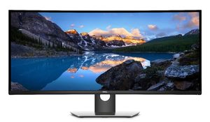 "38"" DELL U3818DW UltraSharp / WLED / 21:9 / 3840x1600 / 1000:1 / 5ms / HDMI+DP+USB Type-C / repro / 3YNBD"