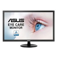 "21.5"" ASUS VP228DE / TN / FHD 1920 x 1080 / 16:9 / 5 ms / 200 cd / 100M:1 / VGA"