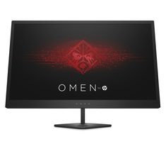 "24.5"" HP OMEN 25 černá / LED / 1920x1080 / 1000:1 / 1ms / 400cd / DP / HDMI"