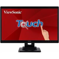 "22"" ViewSonic TD2220-2 / FHD TN LED / 1920x1080 / 1000:1 / 5ms / 200cd-m2 / DVI / VGA / USB / VESA"