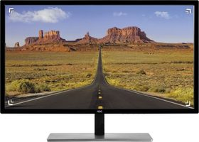 "31.5"" AOC Q3279VWF / LED / MVA panel / 2560×1440 / 5ms / 250cd / D-Sub / DVI / HDMI / DP"