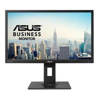 "24"" ASUS BE249QLBH / IPS / FHD 1920 x 1080 / 16:9 / 5 ms / 250 cd-m2 / 1000:1 / VGA + DVI-D + HDMI + DP / VESA"