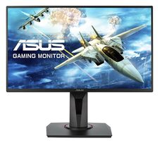 "25"" ASUS VG258Q Gaming / TN / FHD 1920 x 1080 / 16:9 / 1 ms / 400 cd-m2 / 1000:1 / HDMI + DP + DVI-D / VESA / Repro"