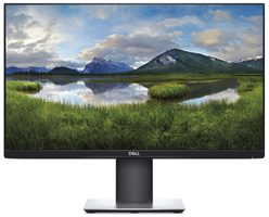 "24"" DELL P2419H Professional černá / LED / 1920x1080 / IPS / 16:9 / 5ms / 1000:1 / 250cd-m2 / DP+HDMI+VGA / 3YNBD"