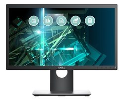 "20"" DELL P2018H Professional / LED / 1600x900 / TN / 16:9 / 5ms / 1000:1 / 250cd-m2 / DP+HDMI+VGA / USB / 3YNBD"
