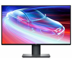 "25"" DELL U2520D UltraSharp černá / LED / 2560x1440 / IPS / 16:9 / 8ms / 1000:1 / 2x DP+HDMI / 3x USB / 3YNBD"
