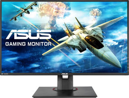 "27"" ASUS VG278QF černá / LED / 1920x1080 / TN / 16:9 / 0.5ms / 1000:1 / 400 cd-m2 / HDMI+DVI+DP / VESA"