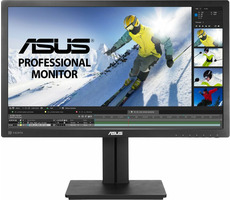"27"" ASUS PB278QV černá / LED / 2560 x 1440 / IPS / 16:9 / 5ms / 1000:1 / 300 cd-m2 / HDMI+DVI+DP+VGA / VESA"