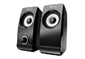 Trust Remo 2.0 Speaker Set / Reproduktory / 2.0 / 9W RMS