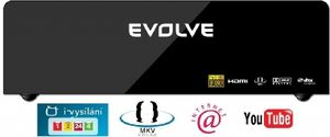 EVOLVE Solaris (Android/Internet/YouTube/1080p/MKV/1GB LAN/USB 3.0/Dolby/DTS/HDMI) / Bazar