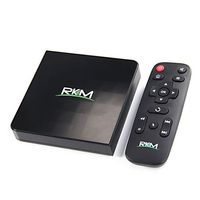 Rikomagic MK06 4K Media Hub / Q-C 2GHz / 1GB / 8GB eMMC / WiFi / BT / Android 5.1 / černá