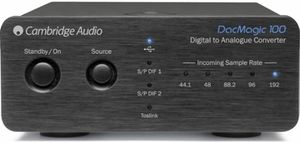 CAMBRIDGE AUDIO DAC MAGIC 100 / černá