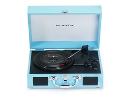 RICATECH Gramofon RTT21 Advanced Turquoise Blue