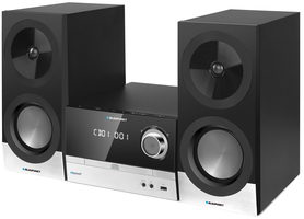 BLAUPUNKT MS40BT / Micro systém / FM / CD / MP3 / USB / BT