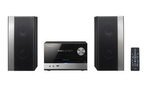 Pioneer X-PM12 / mikrosystém / 2x 38W / CD-R & RW / MP3 / FM / BT / USB / Aux-in
