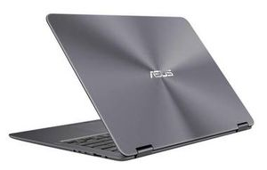"ASUS ZenBook Flip UX360CA-C4004T / 13.3"" FHD Touch / Intel Core M3-6Y30 0.9GHz / 8GB / 256GB SSD / Win10 / šedý"