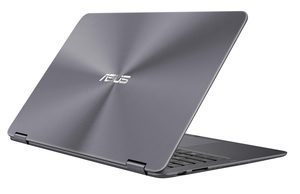 "ASUS ZenBook Flip UX360CA-C4080T / 13.3"" FHD Touch / Intel Core M3-6Y30 0.9GHz / 4GB / 512GB SSD / Win10 / šedý"