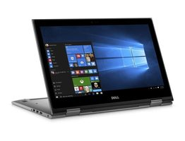 "DELL Inspiron 15z (5578) / 15.6""FHD Touch / i5-7200U 2.5GHz / 8GB / 256GB SSD / Intel HD 620 / Win10P / šedá / 3YNBD"