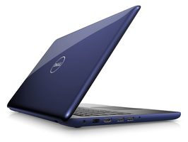 "DELL Inspiron 15 (5567) modrá / 15.6"" HD / i3-6006U 2.0GHz / 4GB / 128GB SSD / AMD R7 M440 2GB / Win10 / 2YNBD"